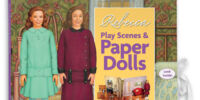 Rebecca's Play Scenes and Paper Dolls