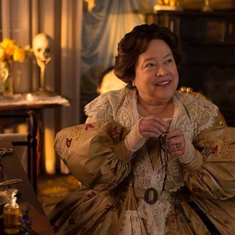 Kathy Bates as <a href=