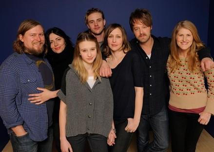 Taissa Farmiga family
