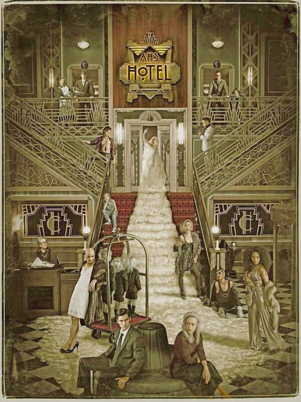AHS: Hotel on American Horror Story Wiki