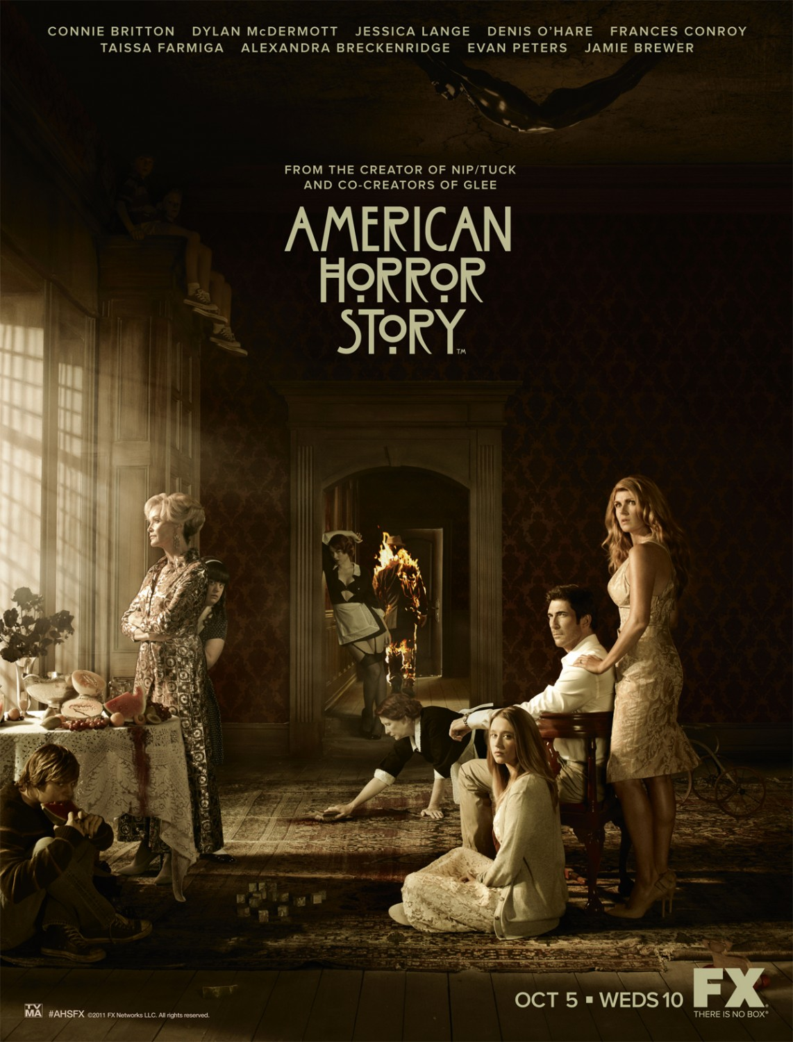 Image result for american horror story murders house