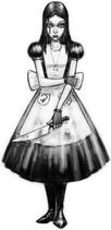 Alice early art