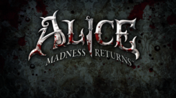 Alice Madness Returns main page