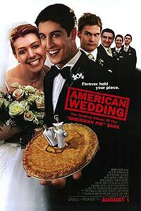 American Wedding movie