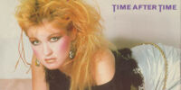 Cyndi Lauper:Time After Time