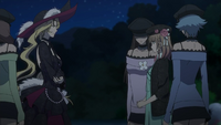 Crazed Fangirls Confront The Heroine