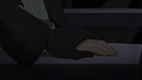 Ikki Holds The Heroine's Hand