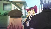 Rika Speaks To Ikki & Heroine
