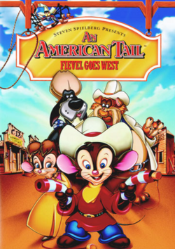 An American Tail Fievel Goes West
