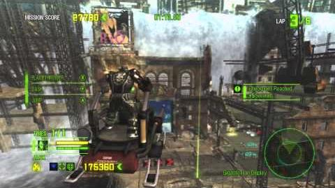 Anarchy Reigns Gale Force