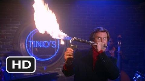 Anchorman The Legend of Ron Burgundy (3 8) Movie CLIP - Jazz Flute (2004) HD