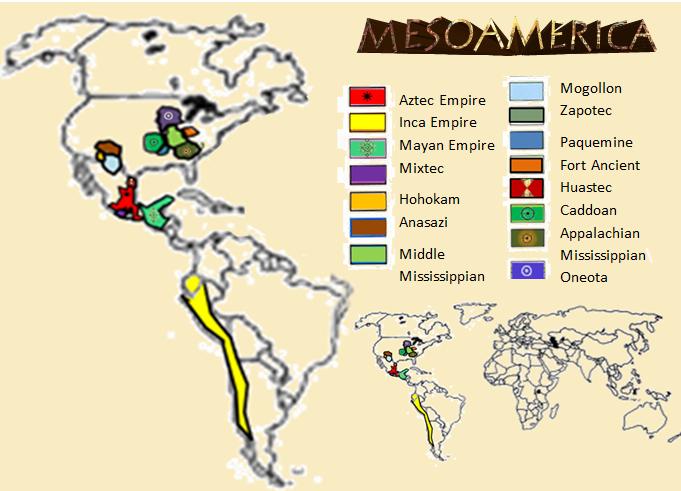 Mrs.Gilbert'sSocialStudies6 - Unit 15 MesoAmerican Civilizations