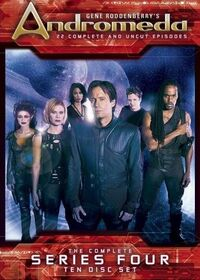 AndromedaSeries4DVD