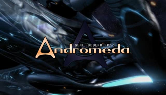 Image result for ANDROMEDA TV SERIES LOGO
