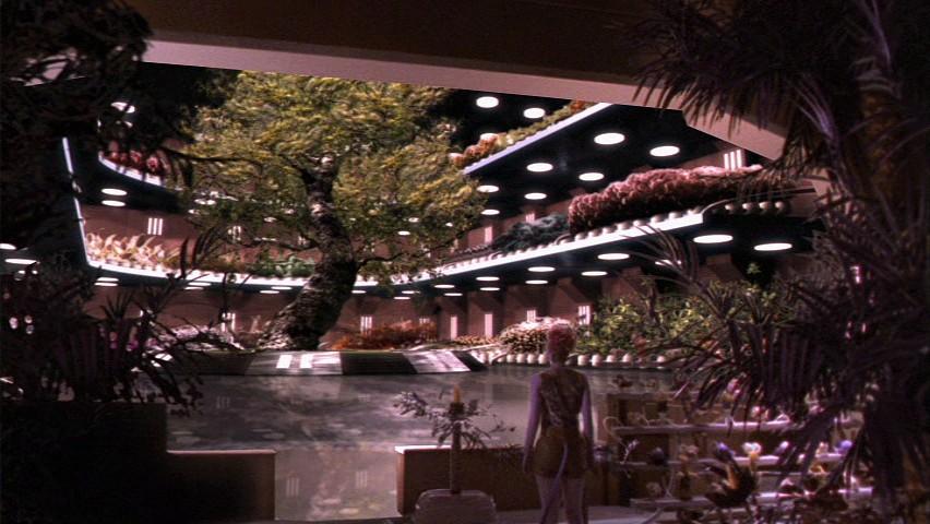 Hydroponic_Garden on Spaceship Deck Plans