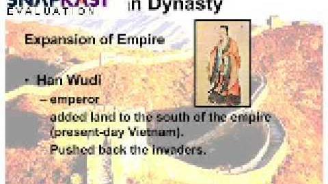Han Dynasty - Part 1