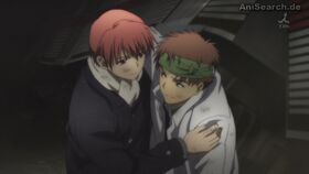 Yuzuru and Igarashi