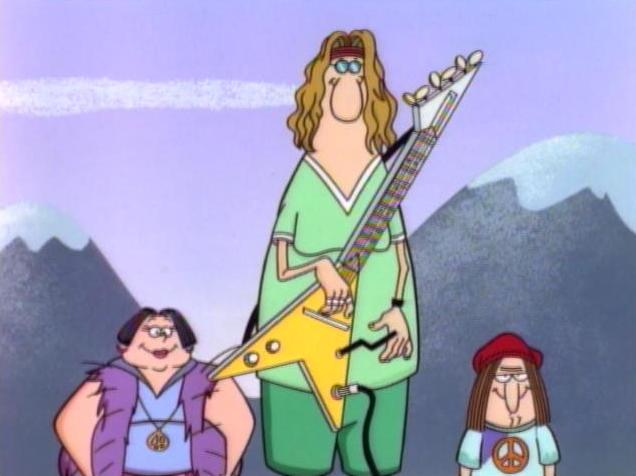 File:Other 3 members of The Friendly Chartreuse Bubblegum Machine.jpg