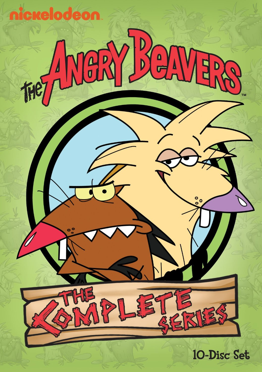 The Angry Beavers The Complete Series The Angry Beavers