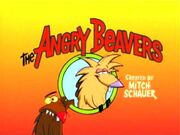 The Angry Beavers opening
