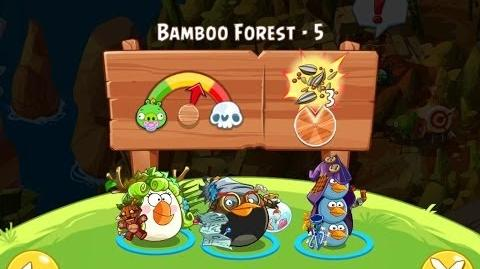 Angry Birds Epic Bamboo Forest Level 5 Walkthrough