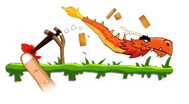 Angry Birds Mighty Dragon Walkthrough Year of the Dragon