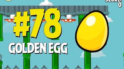 Angry Birds Seasons Piggywood Studios, Part 1! Golden Egg 78 Walkthrough