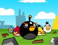 Angry Birds Wiki:Staff
