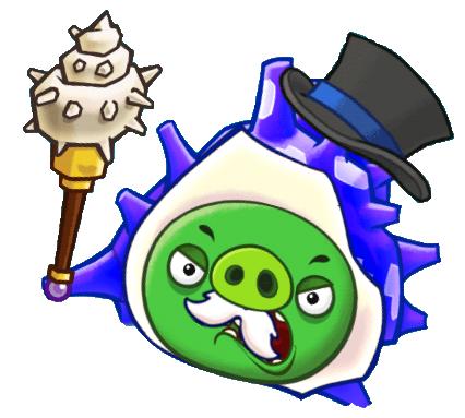 File:Angry Birds Fight! - Monster Pigs - Sazae Family - Sazae Papa.PNG