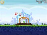 Official Angry Birds Walkthrough Poached Eggs 1-4