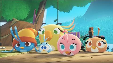 Angry Birds Stella - Animated Series Teaser!