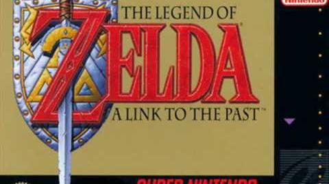 Legend of Zelda A link to The Past music - overworld theme