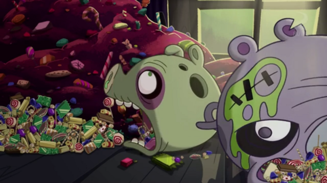 File:NIGHT OF THE LIVING PORK ZOMBIE PIGS EATING CANDIES.png