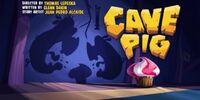 Cave Pig