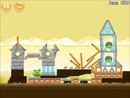 Official Angry Birds Walkthrough Mighty Hoax 5-19