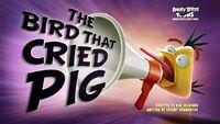 T Bird T C Pig
