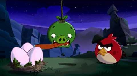 """Angry Birds Toons episode 14 sneak peek """"Dopeys On A Rope"""""""