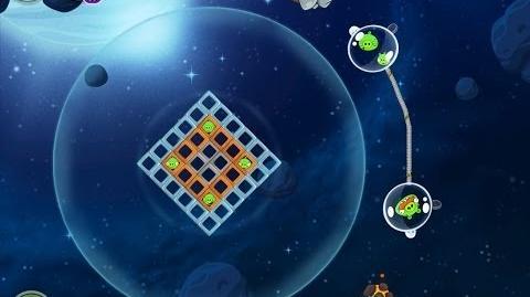 Angry Birds Space Beak Impact 8-10 Walkthrough 3 Star