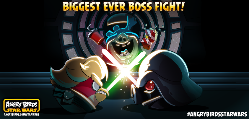 Darth Vader Angry Birds Wiki Fandom Powered By Wikia