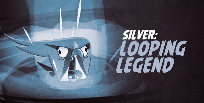 AB2 Silver Looping Legend