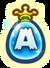A rank item