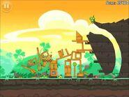 Official Angry Birds Seasons Walkthrough Go Green, Get Lucky 1-8