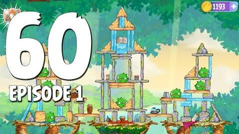 Angry Birds Stella Level 60 Walkthrough Branch Out Episode 1
