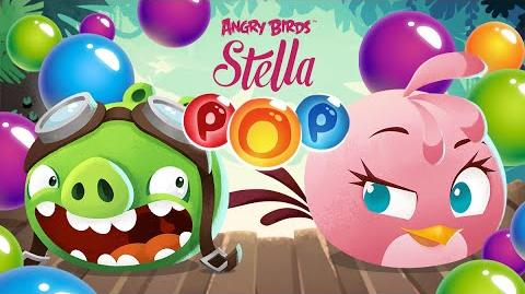 Angry Birds Stella POP! Official Gameplay Trailer – out now!
