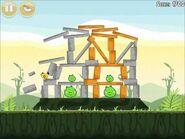Official Angry Birds Walkthrough Poached Eggs 2-13