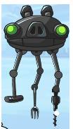 Reconnaissance droids
