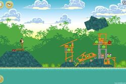 Angry-Birds-Bad-Piggies-Level-19-2