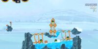 Hoth 3-12 (Angry Birds Star Wars)