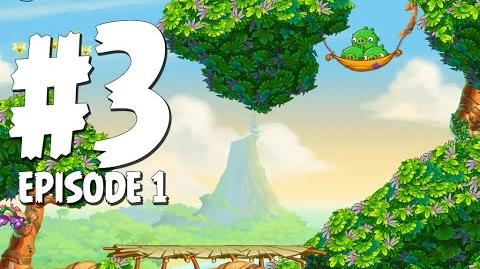Angry Birds Stella Level 3 Walkthrough Branch Out Episode 1