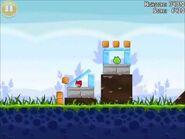 Official Angry Birds Walkthrough Poached Eggs 1-6